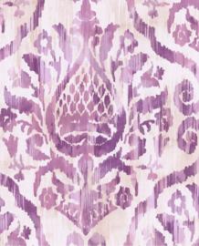 Eijffinger Savor Behang  353052 Barok/Vintage/Ornamenten/Mauve/Offwhite