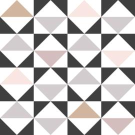 Esta Home Scandi Cool Behang 152-139094 Grafisch/Driehoeken/Modern
