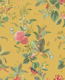 Eijffinger Pip Studio 5 Behang 300112 Bloemen/Floral/Botanisch/Romantisch/Landelijk/Geel