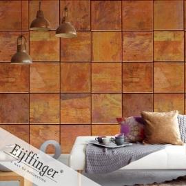 Eijffinger Wallpower Wonders Behang 321535 CU/ Tegels/Industrieel Fotobehang