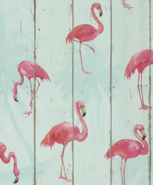 Flamingo  479706 Behang BB Home Pasion-Rasch