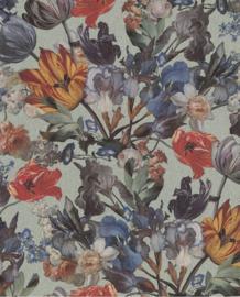 Eijffinger Masterpiece Behang 358013 Klassiek/Romantisch/Bloemen