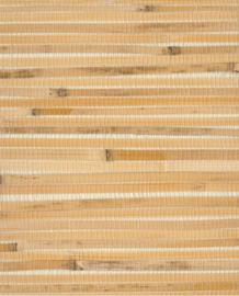 Eijffinger Natural Wallcoverings Behang 322620 Grasweefsel/Bamboe