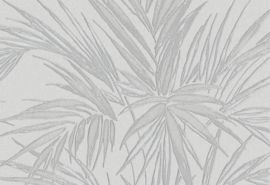 Hookedonwalls Tropical Blend Behang 33606 Kenzia/Botanisch/Bladeren/Natuurlijk