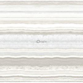 Origin Matieres-Stone Behang 349-337235 Marmer/Steen/Modern/Strepen/Natuurlijk