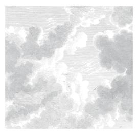 KEK Amsterdam II Fotobehang WP-636 Engraved Clouds/Wolken/Natuur/Grijs