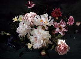 AS Creation Designwalls Fotobehang DD118518 Blunch of Flowers 1/Bloemen/Romantisch/Botanical/Botanisch Behang