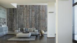 AS Creation APDigital3 Behang 470763XL Hout/Planken/Landelijk Fotobehang