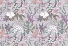 AS Creation Living Walls by Patel Fotobehang DD111012 Orchid Garden 3/Bloemen/Botanisch/Romantisch/Modern Behang