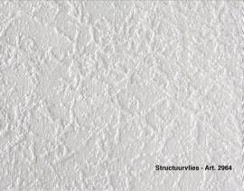 Intervos 2964 Structuurvlies/Motief/Structuur/Overschilderbaar/Vlies Behang