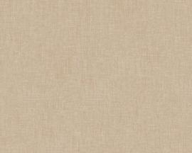 ASCreation Metropolitan Stories 36925-7 Uni/Structuur/Jute/Natuurlijk Behang