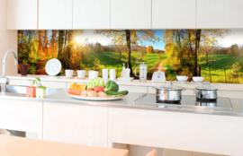 Dimex Zelfklevende Keuken Achterwand Meadow KL-350-083 Natuur/Landschap