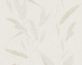 AS Creation New Elegance Behang 37549-5 Botanisch/Bladeren/Natuurlijk/Landelijk