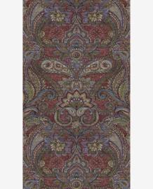 Eijffinger Sundari Behang 375205 Kashmir Bordeaux/Barok/Etnisch Fotobehang