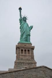 Onsfotobehang Fotobehang MK1070 Vrijheidsbeeld/Amerika/Landen