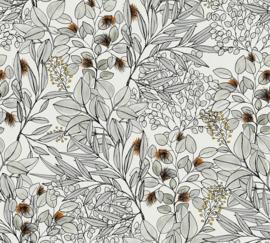 AS Creation Geo Nordic Behang 37534-3 Botanisch/Bladeren/Planten