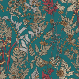 AS Creation Floral Impression Behang 37751-5 Botanisch/Bladeren/Bloemen