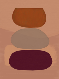 Eijffinger Bold Fotobehang 395890 Balancing Rocks/Terra/Stenen/Modern