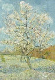 BN Studios/BN Wallcoverings Fotobehang 200333 v Gogh Museum/The Pink Peach Tree/Bomen/Kunst
