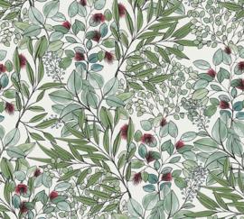 AS Creation Geo Nordic Behang 37534-1 Botanisch/Bladeren/Natuurlijk
