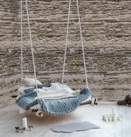 New Materials Fotobehang INK7081 Canyon/Steen/Rotswand - Behangexpresse