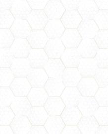 Eijffinger Enso Behang 386580 Grafisch/Geometrisch/Hexagon