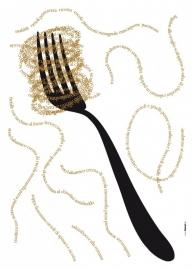 Sticker 17040 Pasta-Komar