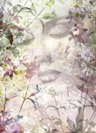 Komar Stories XXL2-065 Sense/Botanisch/Gezicht/Bloemen Fotobehang - Noordwand