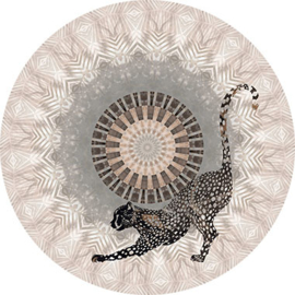 Behangexpresse Circle of Life/Select.D Cirkel TD804 Mighty/Panter/Mandala