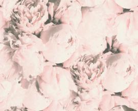AS Creation New Studio 2.0 Behang 37398-2 Bloemen/Rozen/Pioenroos/Romantisch