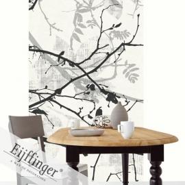 Eijffinger Wallpower Wonders Behang 321502 Shadow/Bladeren/Takken/Botanisch/Natuur Fotobehang