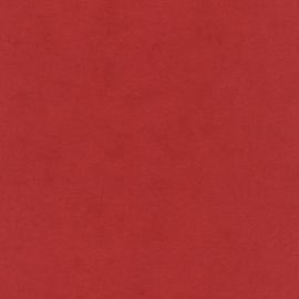 Rasch Kimono Behang 408195 Uni/Linnen Structuur/Natuurlijk/Landelijk/Rood