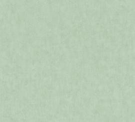 AS Creation Geo Nordic Behang 37535-9 Uni/Structuur/Modern/Natuurlijk/Groen