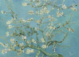 Van Gogh BN Wallcoverings Behang 30548 Almond Blossom/Boom/Takken/Blauw/Bloesem Fotobehang