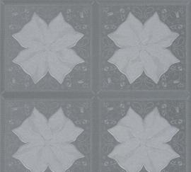 AS Creation Karl Lagerfeld Behang 37845-5 Kaleidoscope/Tegel/Bloem/Logo