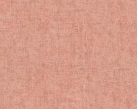 AS Creation Greenery Behang 37334-3 Uni/Structuur/Landelijk/Romantisch