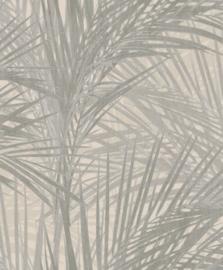 BN Wallcoverings/Voca Zen Behang 218740 Palm Lust/Palmbladeren/Botanisch/Natuurlijk