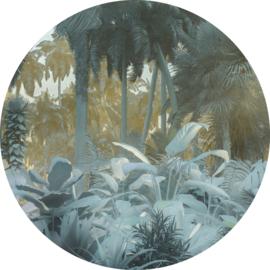Komar Home Imagine Edition 4 Fotobehang D1-047 Exotic Jungle /Botanisch/Cirkel/Natuurlijk