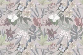 AS Creation Living Walls by Patel Fotobehang DD111002 Orchid Garden 1/Bloemen/Botanisch/Romantisch/Modern Behang