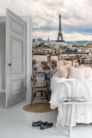 Esta Home #FAB Behang 158810 XL Parijs City View Fotobehang