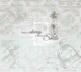 Fotobehang Windmill Avenue 6332012 Reason to smile/Botanisch/Romantisch Behang Atwalls