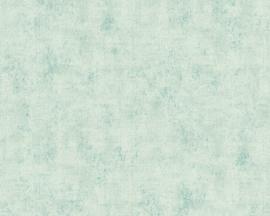 AS Creation New Studio 2.0 Behang 37416-8 Uni/Structuur/Verweerd/Natuurlijk/Groen