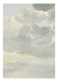 Kek Amsterdam WP-206 Golden Age Clouds 1 Fotobehang  - Dutch Wallcoverings