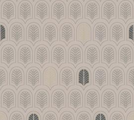 AS Creation New Life Behang 37683-2 Modern/Grafisch/Art Deco