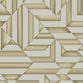 Dutch Wallcoverings Galactik Behang L85808 Modern/Geometrisch/Grafisch