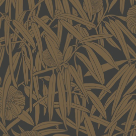 Hookedonwalls Daimon Behang DA23232 Botanisch/Bladeren/Bloemen/Natuurlijk