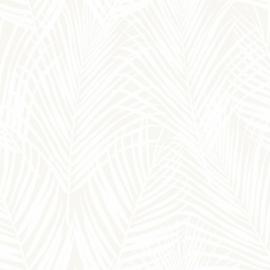 Origin City Chic Behang 353-347741 Botanisch/Palm Bladeren/Natuurlijk/Ecru