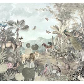 Noordwand Komar Raw Fotobehang R3-031 Creation/Dieren/Botanisch/Natuurlijk