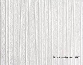 Intervos 2997 Structuurvlies/Vlies/Motief/Overschilderbaar Behang