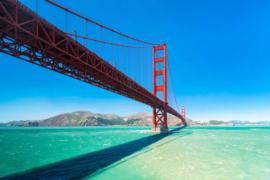 AS Creation Wallpaper XXL3  Fotobehang 470599XL Golden Gate/Bridge/San Francisco